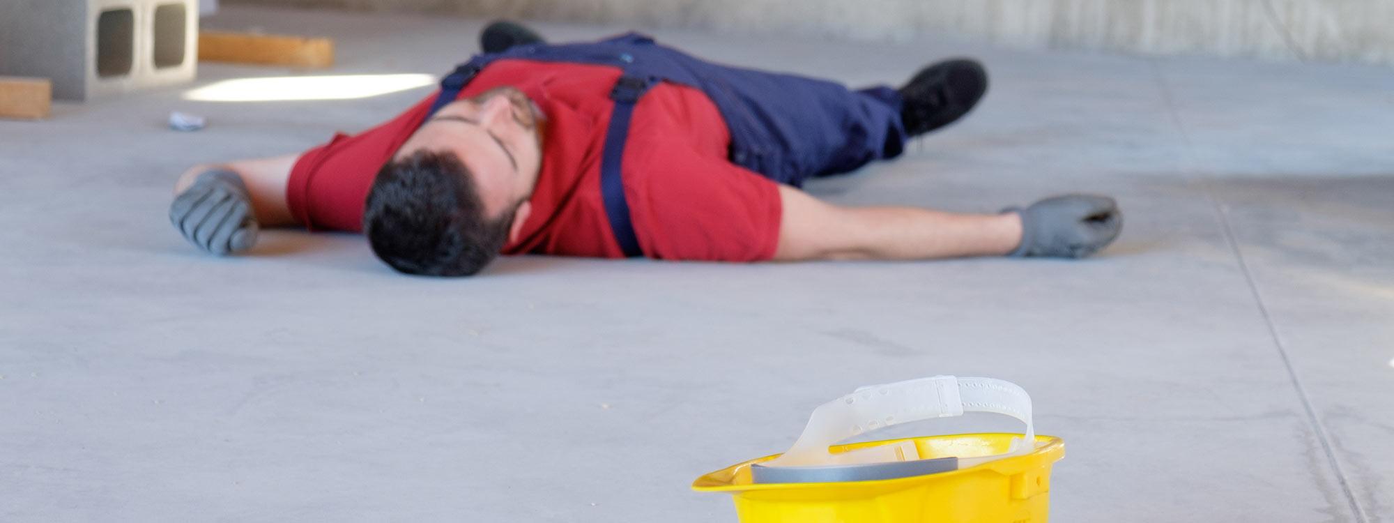 Fallen Worker